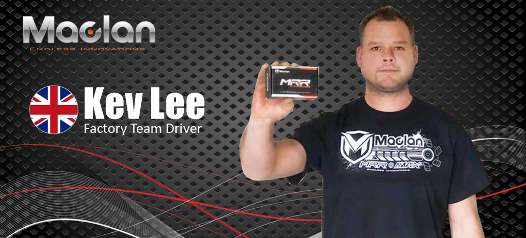 Team Driver Kev Lee
