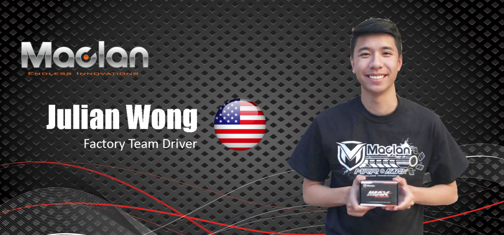 Team Driver Julian Wong