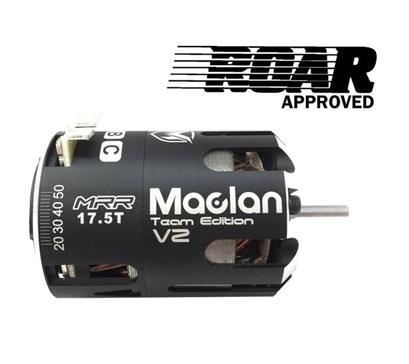 MRR V2 Roar approved